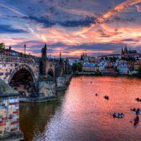 Praga Karlov most
