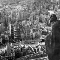 Дрезден - бомбардировка