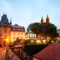 Мейсен и замок Альбрехтсбург