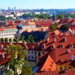Прага 13 место среди городов